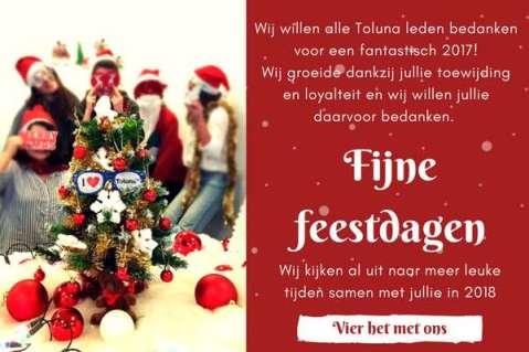 Happy Holidays NL